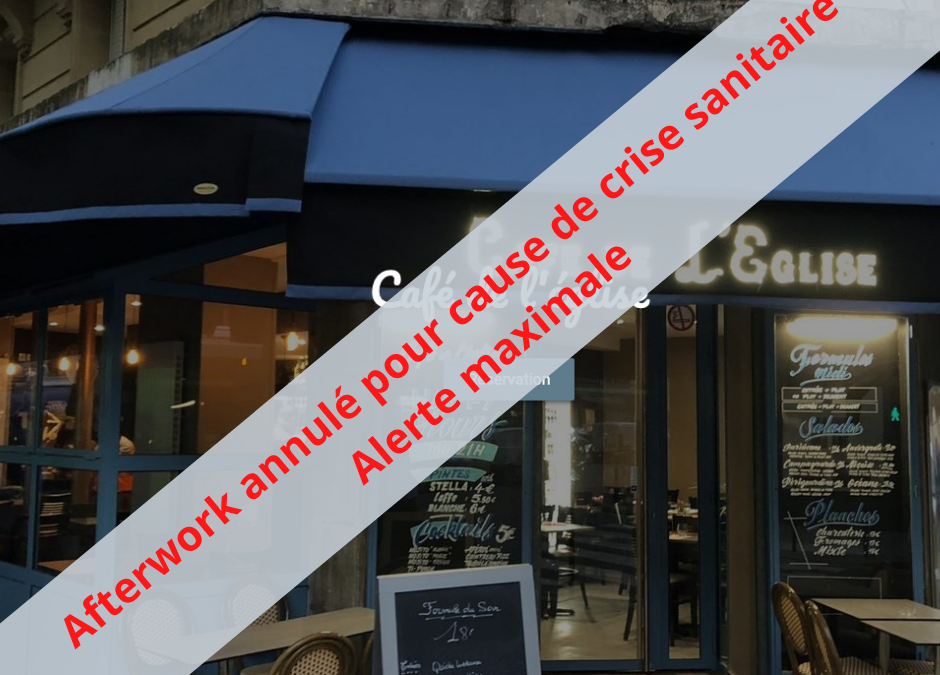 clichy_entreprendre_Afterwork_annule_Alerte_covid19